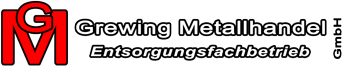 Grewing Metallhandel GmbH - Logo